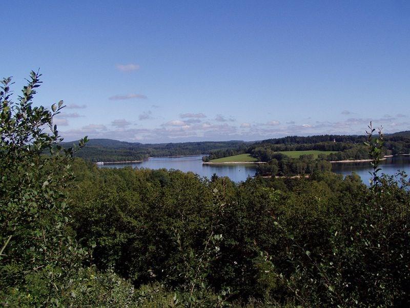 Tourisme en creuse - Office de tourisme lac de vassiviere ...